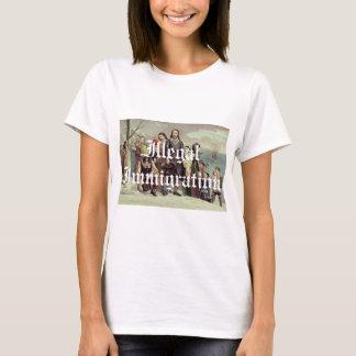 T-shirt Immigration illégale