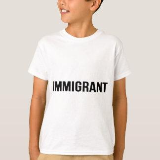 T-shirt Immigré - les USA Etats-Unis Amérique résistent à