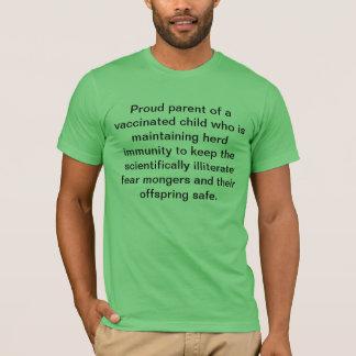 T-shirt Immunité de troupeau pour chacun !