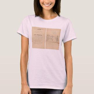 T-shirt Impôt sur le revenu d'amendement de la recherche