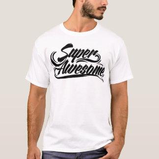 T-shirt Impressionnant superbe
