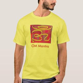 T-shirt Incantation d'OM