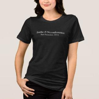 T-shirt indépendant de Bella Jersey des femmes