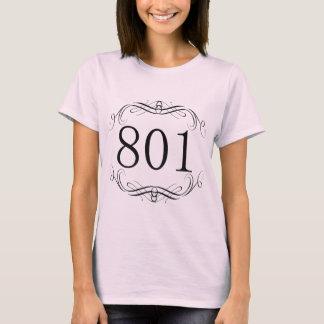 T-shirt Indicatif régional 801
