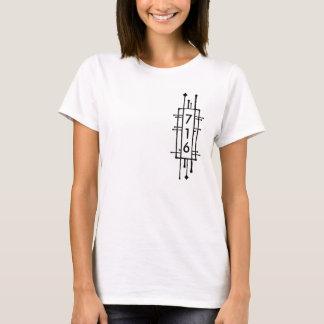 T-shirt Indicatif régional de New York 716