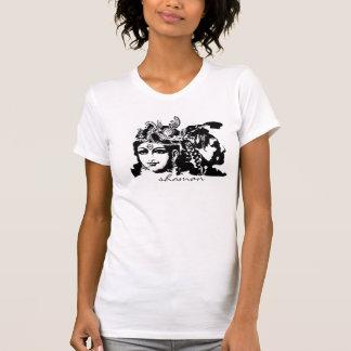 T-shirt Indien-Chaman-Spiritiual-Yoga