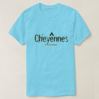 T-shirt Indien d'Amerique de Cheyennes