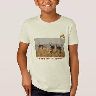 T-shirt infantile Chobe River