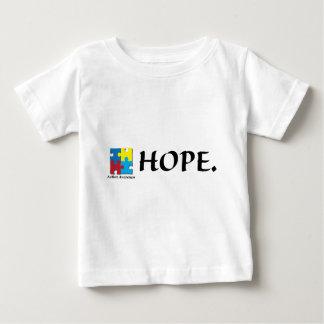 T-shirt infantile d'autisme