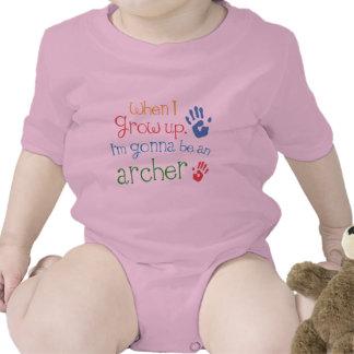 T-shirt infantile de bébé d'Archer (avenir)