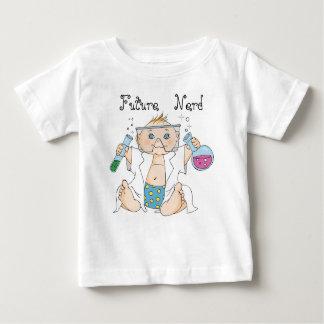 T-shirt infantile/futurs ballot/garçon