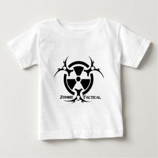 T-shirt infantile tactique de zombi