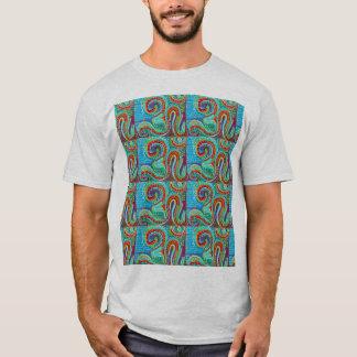 T-shirt Infini d'INCANTATION d'OM - l'affichage méditent