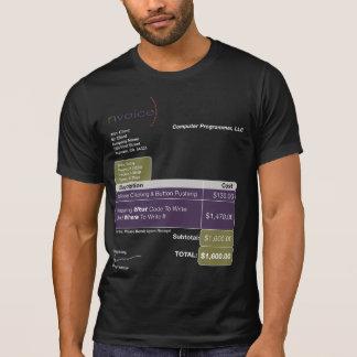 T-shirt Informaticien DarkColor