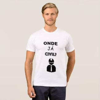 T-shirt Ingénierie Civile