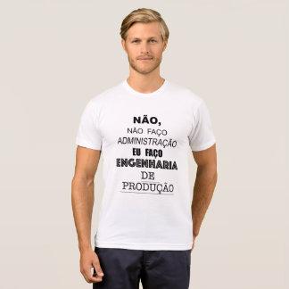 T-shirt Ingénierie de Production