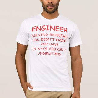 T-shirt Ingénieur