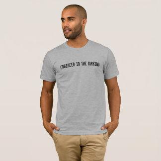 T-shirt Ingénieur dans la fabrication
