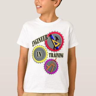 T-shirt Ingénieur dans la formation
