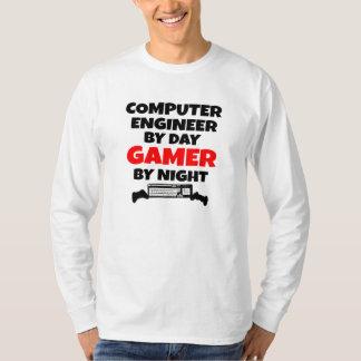 T-shirt Ingénieur informaticien de Gamer