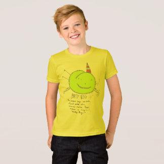 T-shirt Insecte de partie