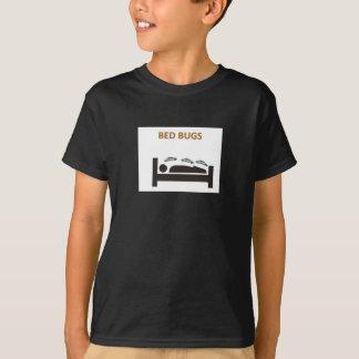 T-shirt Insectes de lit