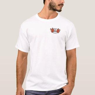 T-shirt Insigne anglais du football de Cincinnati de style