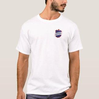T-shirt Insigne anglais du football de New York de style