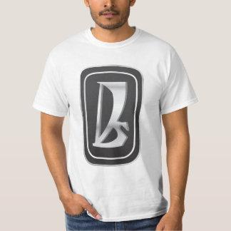 T-shirt Insigne avant de gril de VAZ de Lada |