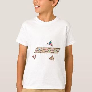 "T-shirt Insigne de ""brownie"""