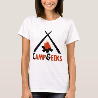T-shirt insigne de campgeeks