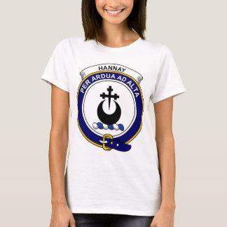 T-shirt Insigne de HannayClan