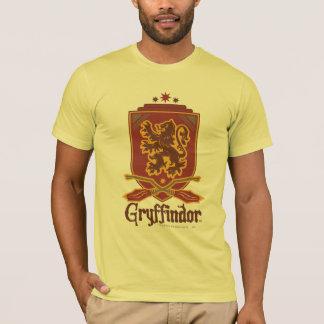 T-shirt Insigne de Harry Potter | Gryffindor QUIDDITCH™