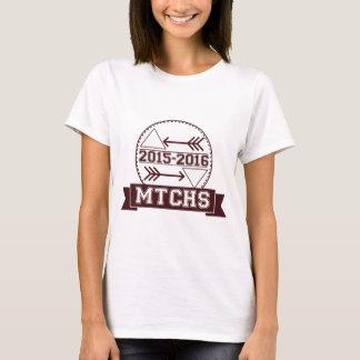 T-shirt Insigne de hippie de MTCHS