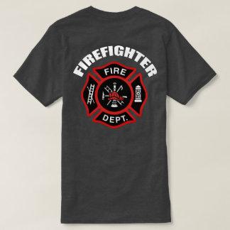 T-shirt Insigne de sapeur-pompier