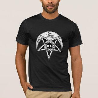 T-shirt Insigne de sigma de Kappa