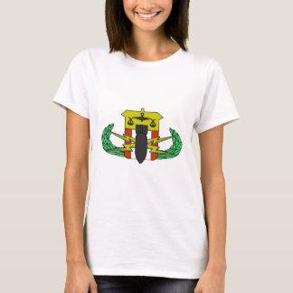 T-shirt Insigne de Turbine-HC