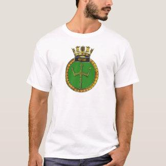 T-shirt Insigne de voie HMP Neptune