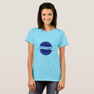 T-shirt Insigne expert bleu de Napper