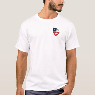 T-shirt Insigne italien du football de Houston de style
