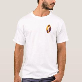 T-shirt Insigne italien du football de Washington de style