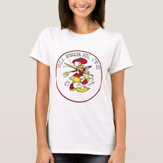 T-shirt Insignes d'USS Bunker Hill