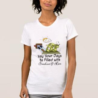 T-shirt inspiré d'arpenteuse