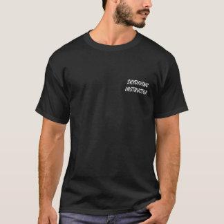 T-shirt Instructeur de parachutisme - personnel de