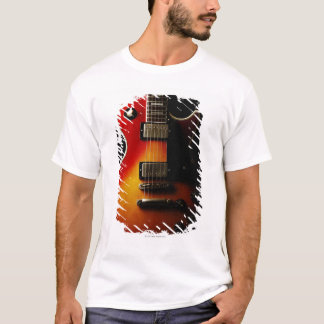 T-shirt Instruments de guitare