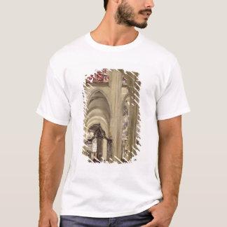 T-shirt Intérieur de la cathédrale de St Etienne, Sens
