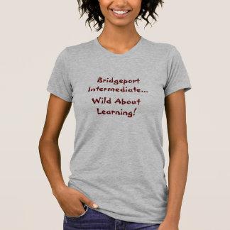 T-shirt Intermédiaire de Bridgeport… Sauvage au sujet de