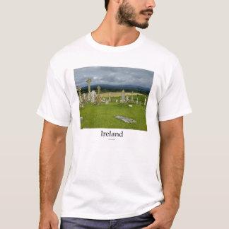 T-shirt Ireland Cemetery, Rocks Of Cashel