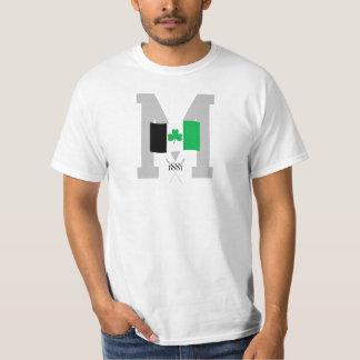 T-shirt irlandais de club d'aviron