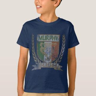 T-shirt irlandais de crête de Murphy
